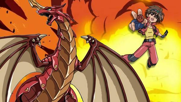 Bakugan battle planet episode 1 vf : personnage bakugan | Notre Evaluation