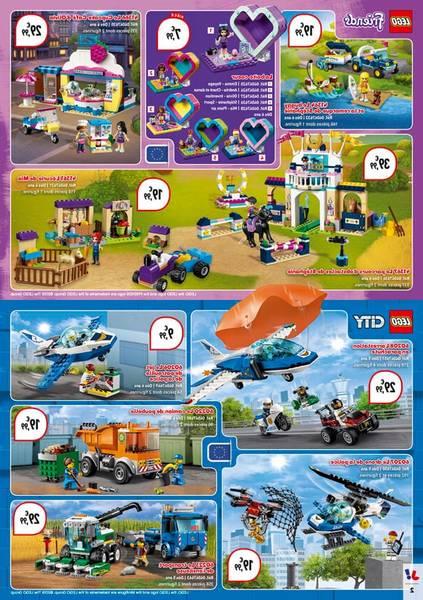 Jeux switch lego : fete foraine lego | Avis & Prix 2021
