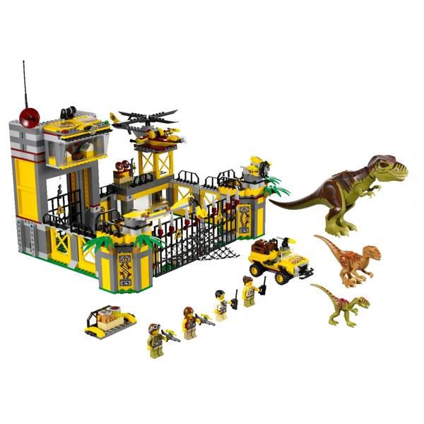 Lampe lego et lego jurassic world jouet | Promotion en Cours
