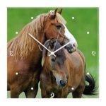 Petits prix: Bracelet montre cuir chevaux | Avis des clients
